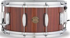 Gretsch x 14 Rosewood Full Range Exotic Snare Drum Ranger, Gretsch Drums, Snare Drum, Brown Wood, Music Instruments, Drummers, Exotic, Muse, Kids