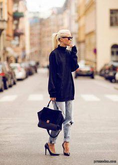 Стиль Casual найкращий вибір для модниць
