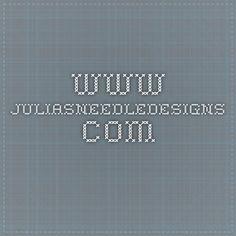 www.juliasneedledesigns.com