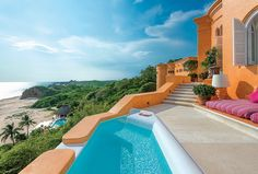 Casa Cuixmala: Ultra Exclusivo Resort En La Costa Pacífica de México