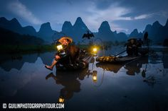 Guilin photos of the Cormorant Fishermen by Andy & Mia Beales of Guilin Photography & Guilin Photography Tours www.guilinphotographytours.com GPT #guilin #guilinphotography #guilinphotographytours #china