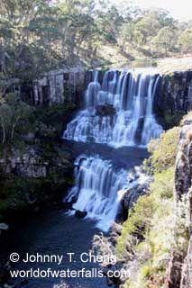 Upper Ebor Falls - Australia