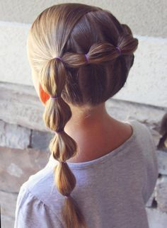 63 children's hairstyles for graduation in kindergarten – Kid's Hairstyles Childrens Hairstyles, Baby Girl Hairstyles, Princess Hairstyles, Toddler Hairstyles, Ladies Hairstyles, Box Braids Hairstyles, Trendy Hairstyles, Graduation Hairstyles, Natural Hair Styles