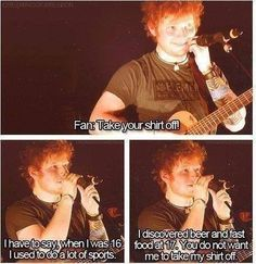 22 Reasons Why We Love Ed Sheeran