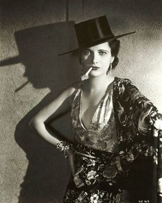 Kay Francis as 'Carmen' - 1930 - Paramount on Parade