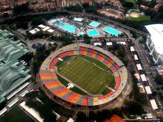 Estadio Atanasio Girardot, Medellin -Colombia