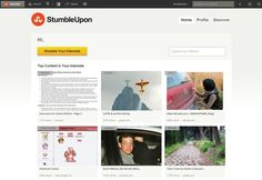 What is StumbleUpon and how does it work.