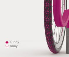 Pour la St Valentin, dites-lui avec des pneus !