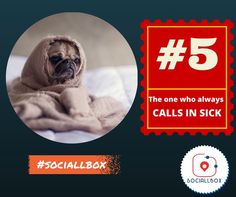 The one who spoils it with one reason everytime :) 10 types of friends you find in every group. www.sociallbox.com