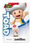 Toad amiibo - Super Mario Collection (Nintendo Wii U/3DS) - 7.46 (Prime) / 9.45 (non Prime) @ Amazon