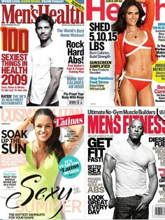 Fast and Furious Casts on Magazine Covers