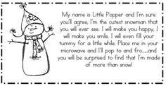 LOVE this poem to go with the popcorn!