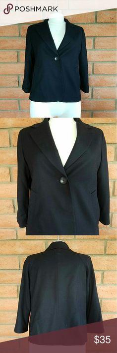 Talbots blazer jacket Formal styled Talbots blazer jacket in good condition. Talbots Jackets & Coats
