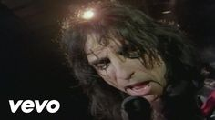 Alice Cooper - Welcome to My Nightmare (Had some pretty bad nightmares last night, y'all. But happy Saturday anyhow! <3)