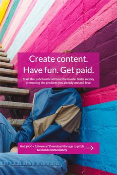 Click the pin link on your mobile to download the app to get started on creating content and get paid! Your go-to for the latest campaigns, tips & tricks, content trends. The world's biggest brands are waiting for your creativity. #influencer #influencing #bloggers #contentcreators #creators #content #influence #pitch #money Travel Plan, Work Travel, Travel Tips, How To Start A Blog, How To Make Money, Round The World Trip, Content Marketing Strategy, Pinterest For Business, Blogger Tips