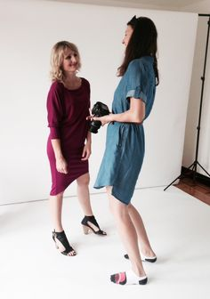 purplemaroon - behind the scenes at a photoshoot.  http://purplemaroon.com @WhereisMatilda #purplemaroon #sfstyle #sffashion