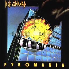 Def Leppard, Pyromania*****: One of the things this project is doing for me is helping me to better appreciate albums I haven't listened to in a while. Over the last 2 years, I've listened to about 2000 unique albums from the 60s through to today, and I'm hearing things differently as a result. And this album was so ahead of its time back in '83. Wow. 7/19/15