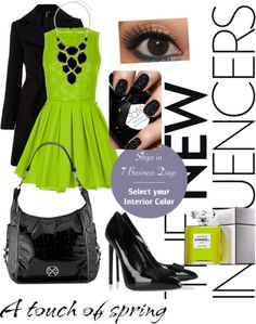 """""""bright & beautiful"""" by aharsha ❤ liked on Polyvore"""