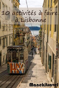 Que faire à Lisbonne ? #voyage #europe #lisbonne #portugal #blogvoyage Portugal Holidays, Destination Voyage, Portugal Travel, Vacation Places, Algarve, Adventure Is Out There, Amazing Destinations, Travel Inspiration, Places To Visit
