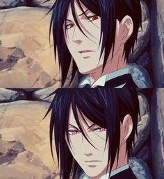 Black Butler ~~ When his eyes change, someone is going to DIE!! :: Sebastian
