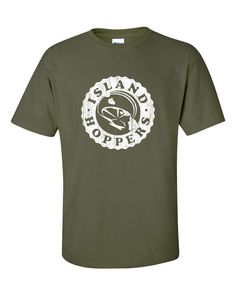 TC's Island Hoppers Magnum PI Inspired  T-Shirt by NotJustNerds on Etsy https://www.etsy.com/listing/205996278/tcs-island-hoppers-magnum-pi-inspired-t