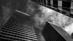 San Francisco in BW - San Francisco  architecture in Black and White