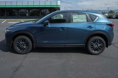 New 2019 Mazda CX-5 Sport Sport Suv, Mazda Cars, Suv For Sale, Limited Slip Differential, Brake Rotors, Interior Trim, Fuel Economy, Driving Test, The Struts