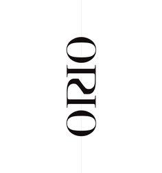 ORIO jewellery - identity by Péter Simon, via Behance