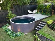 """✔ 46 above ground pool landscaping that every people need to see 9 > Fieltro.Net""""> ✔ 46 above ground pool landscaping that every people need to see 8 -"""