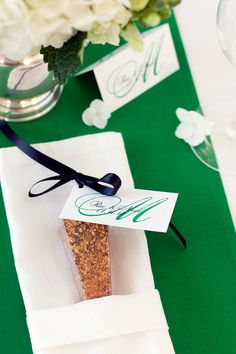 BBQ spice rubs and cooking spice kit for guest gifts at weddings.  Use High Cotton Rib Rub, of course!