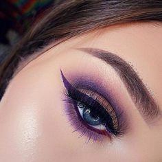 Makeup Is Life, Makeup Art, Makeup Tips, Beauty Makeup, Makeup Looks, Hair Makeup, Makeup Ideas, Lila Palette, Just Beauty