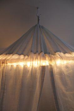 Reading Corner canopy #PrimroseReadingCorner