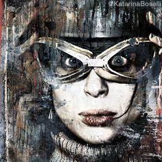 STARTING BLOCKS ©  80x80cm 2/5 Collages, Ouvrages D'art, Art Plastique, My Works, Photos, Artwork, Photography, Paint, Pictures