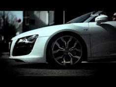 This video is the closest you can come to the Audi Spyder experience without actually experiencing it. A hair flattening, adrenaline-pumping experience th. Audi R8 V10, Feature Film, Dream Cars, Commercial, Vehicles, Youtube, Euro, Coupon, Garage
