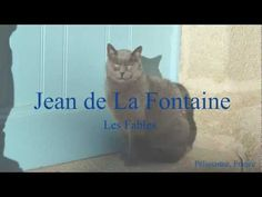 French Fable - Le Corbeau et le Renard by Jean de La Fontaine - Slow Reading - YouTube