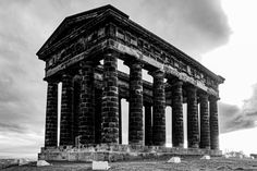 Photographing the North East of England Penshaw Monument, Durham, England, Building, Photography, Travel, Photograph, Viajes, Buildings