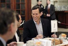 5 #prezpix #prezpixrs election 2012 candidate: Rick Santorum publication: abc news photographer: AP Photo publication date: 2/27/12