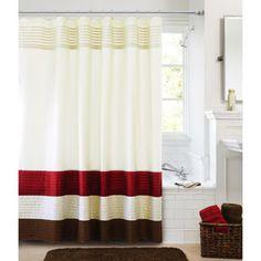 shower curtain $24
