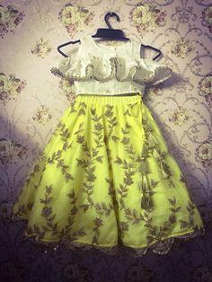 Trendy Design Clothes For Kids Children Ideas Kids Lehanga Design, Kids Frocks Design, Baby Frocks Designs, Lehanga For Kids, Frocks For Girls, Dresses Kids Girl, Kids Outfits, Kids Indian Wear, Kids Ethnic Wear