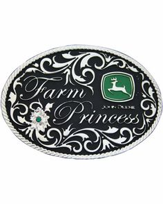 My John Deere Buckle