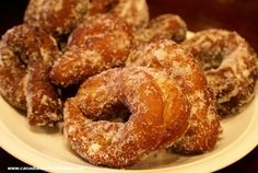 Mr.CBB's British SpudNuts a.k.a Italian Zeppole Potato Donuts a tradition during the holiday season are a MUST try.