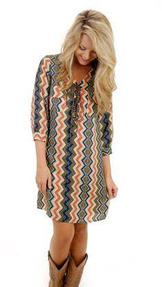 cute casual fall dress
