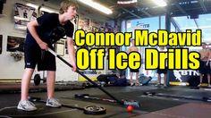 Off-Ice Hockey training: Stickhandling workout. Hockey Workouts, Hockey Drills, Hockey Goalie, Hockey Players, Youth Hockey, Hockey Coach, Dek Hockey, Patrick Kane Hockey, Hockey Shot