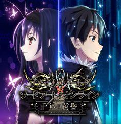 Accel World VS Sword Art Online: Millennium Twilight Game's Ad Teases Kirito, Black Lotus Battle
