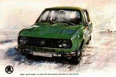 Skoda 105 Standard 1976