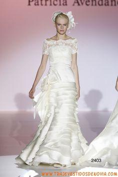 2403  Vestido de Novia  Patricia Avendao