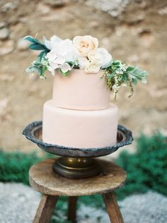Blush cake: http://www.stylemepretty.com/collection/2127/