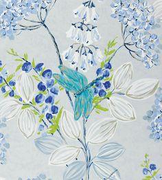 Kimono Blossom fabrics by Designers Guild  www.designerfabricsusa.com Guaranteed Lowest prices online!