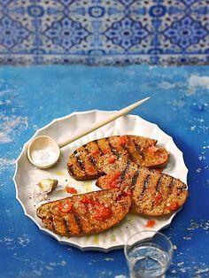 Pa amb olib - würziges Brot mit Öl und Knoblauch