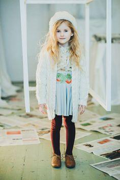 Paade Mode ist ein kleines litauisches Modelabel für Kinder bis 10 Jahre